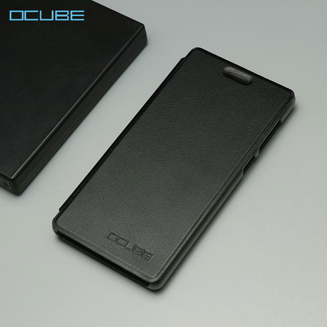 Vernee Apollo Case With Back Cover Luxury Protective Leather Case Flip Cover For Vernee Apollo Mobile Phone