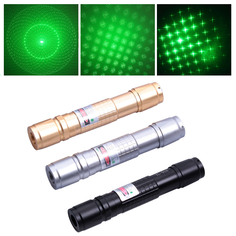 Hunting Green Laser Pointer 532 nm 10000m Hang-type Lazer Pen Long Distance Lasers Sight Without Battery