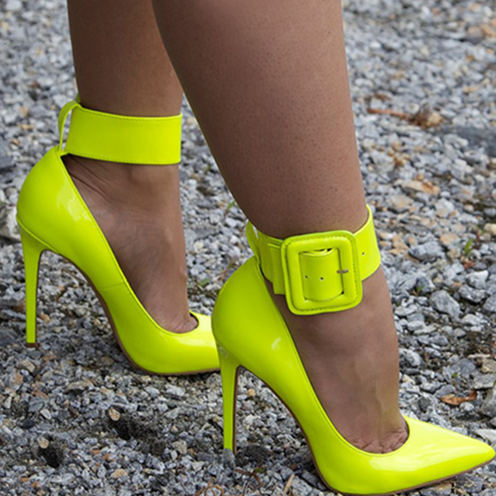 Ritrahini grande taille 47 Sexy talons fins talons hauts femmes chaussures bout pointu été fête mariage chaussures femme talons aiguilles