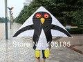 Envío gratis Colorful Birds estrenar diseño del pingüino brisa cometa fácil para volar