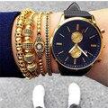Luxury Brand Anil Arjanda Men Bangles,Rose Gold Cuff  Bangle Bracelets For Men Women Bracelets,Love Bracelets