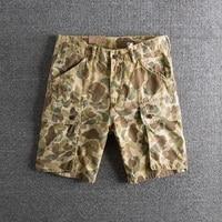 New Summer Style Men Shorts Fashion Camouflage Short Pants High Quality Men Beachwear Casual Mens Brand Clothing