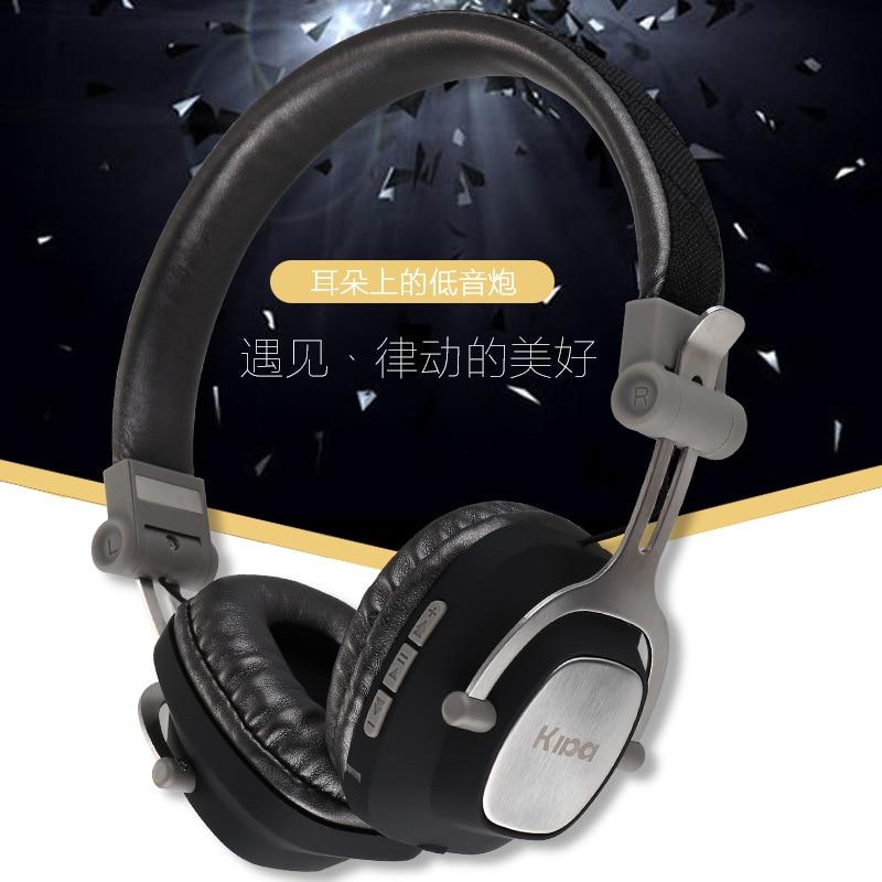 New wireless headset deep bass stereo bluetooth headphone with Mic for iPhone Samsung Xiaomi Huawei PC music bluetooth wireless music stereo headset with mic for iphone and samsung 300614