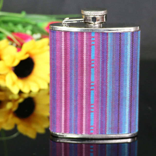 Portable 3oz Chinese style hip flask loaded drinks facilitate environmental protection high quality stainless steel flagon
