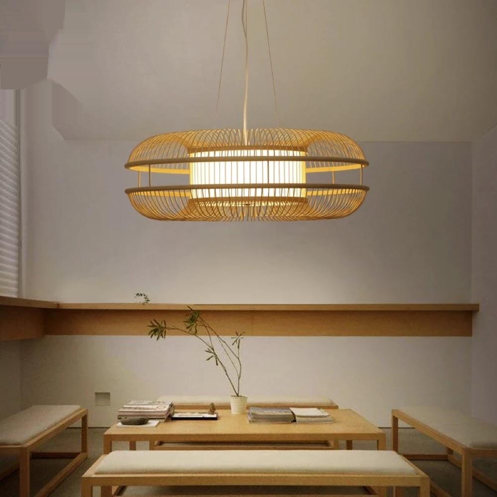 Chinois restaurant bambou lustre chambre salon lumières Chinois thé ...