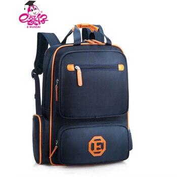 Mochilas ortopédicas de grado 1-6 para niños, mochilas de escuela primaria, mochilas para niños y adolescentes, mochilas escolares Q3