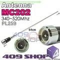 ( 5-818-051 ) G-MC202 móvil antena 340 ~ 520 Mhz