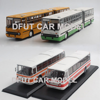 1:43 Alloy Russian Bus IKarus 280 Toy Sports Car Model Of Children's Cars Original Authorized Authentic Kids Toys