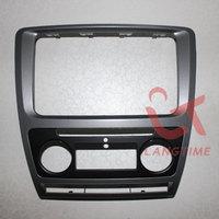 Car refitting DVD frame,DVD panel,Dash Kit,Fascia for 2010 Skoda Octavia(RS,Yi Zun,2013 Jun Yi),2DIN