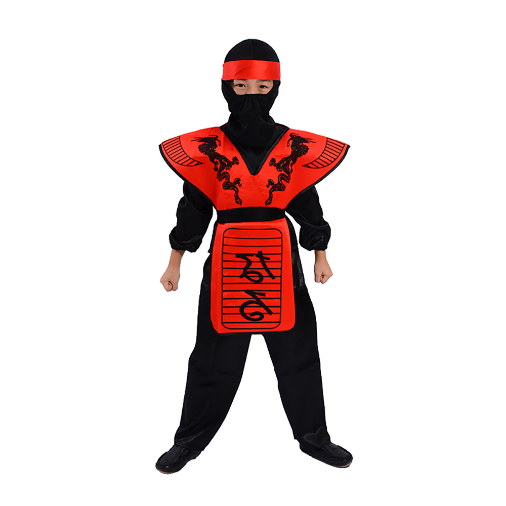 Ninjago Cosplay Costume Boys Clothes Sets Children Halloween Christmas Fancy Party Kids Clothes Ninja Cosplay Superhero Suits