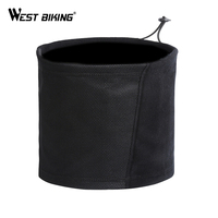 WEST BIKING Cycling Scarf Tube Neck Warmer Face Mask Hat Beanies Skullies Multi Function Winter Skiing