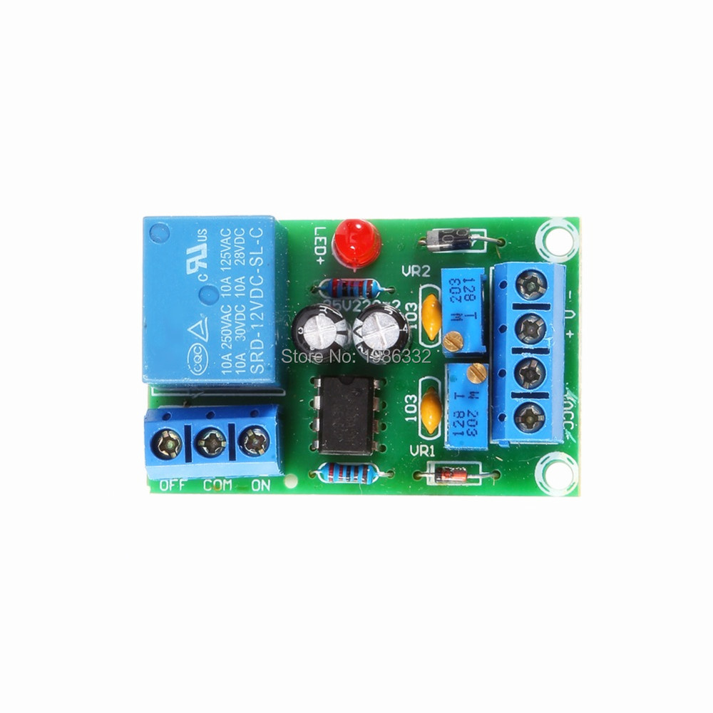 Power Supply Controller Automatic Charging Protection Board 12V Charger Module