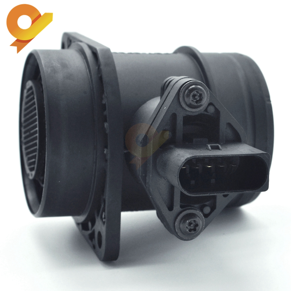 Mass Air Flow MAF Sensor For Volkswagen VW MULTIVAN NEW BEETLE PASSAT Variant TOURAN TRANSPORTER 1.9 TDI 0281002531 038906461B
