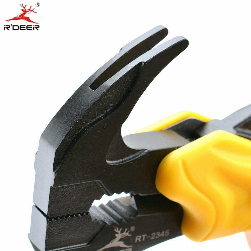 RDEER 7 az 1-ben többfunkciós fogó kés kés csavarhúzó - Kézi szerszámok - Fénykép 5