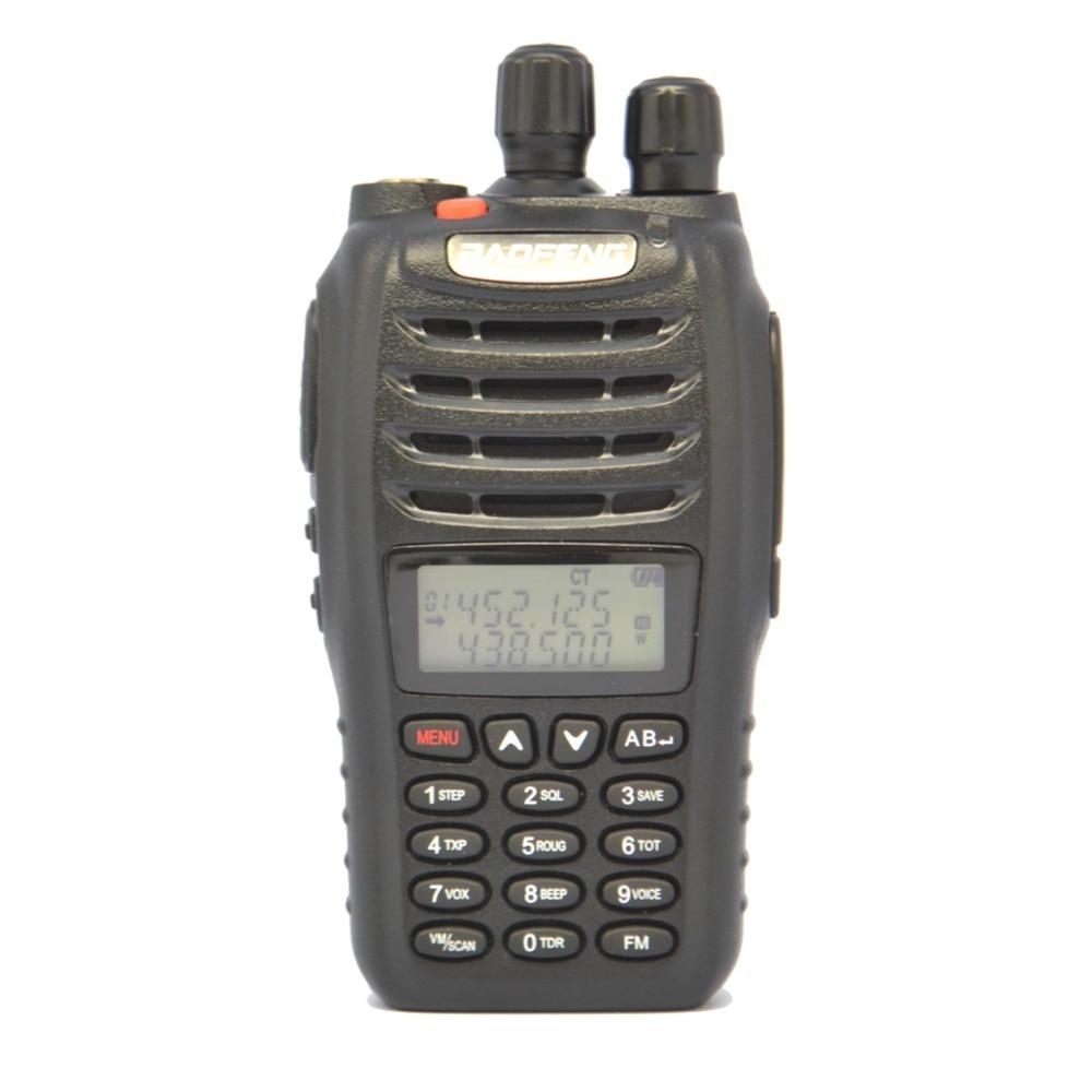 bilder für New Black BaoFeng UV-B5 WalkieTalkie 136-174 MHz & 400-470 MHz Zweiwegradio-kostenloser versand