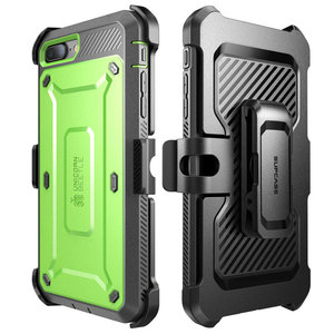 Image 5 - SUPCASE For iphone 8 Plus Case UB Pro Series Full Body Rugged Holster Protective Cover with Built in Screen Protector