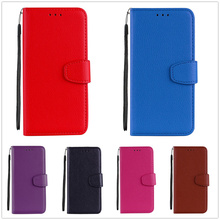Flip Leather PU Case for Huawei Ascend P7 P8 Lite Stand Luxury Business Cover Phone Wallet Holder PhoneBag Shell 2015 2017 book hat prince protective tpu case w stand for huawei ascend p7 pink