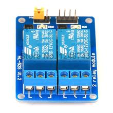 10PCS 12V  2Channel New 2Channel Relay Module Relay Expansion Board  Low Level Triggered 2Way Relay Module for Arduino