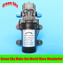 DC12V 15W Hot Sale High Pressure water pump 12v car