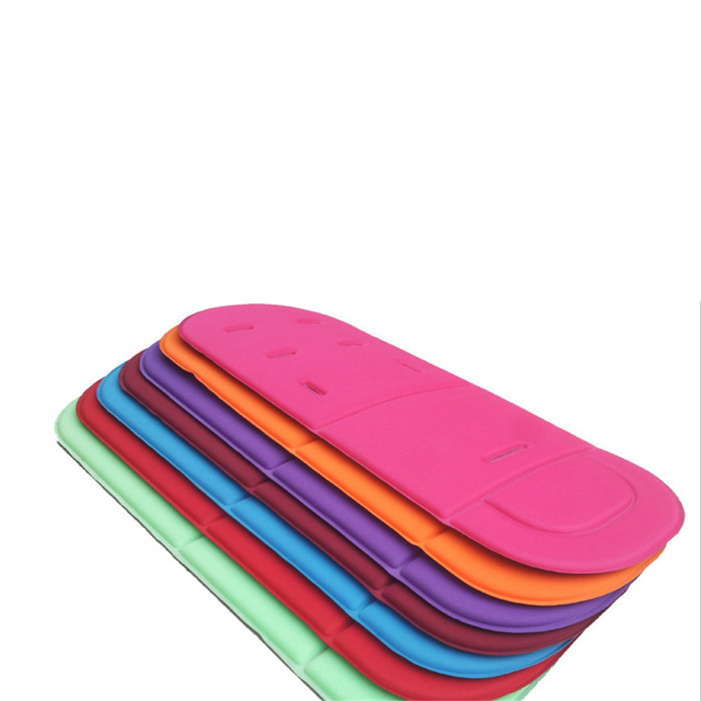 Baby Stroller Accessory Pad Thicken Baby Stroller Seat Soft Children Trolley Mattresses Baby Car Umbrella Cart Cushion 81*33cm