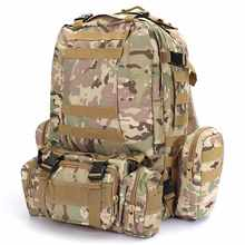 50 L Tactical Backpack