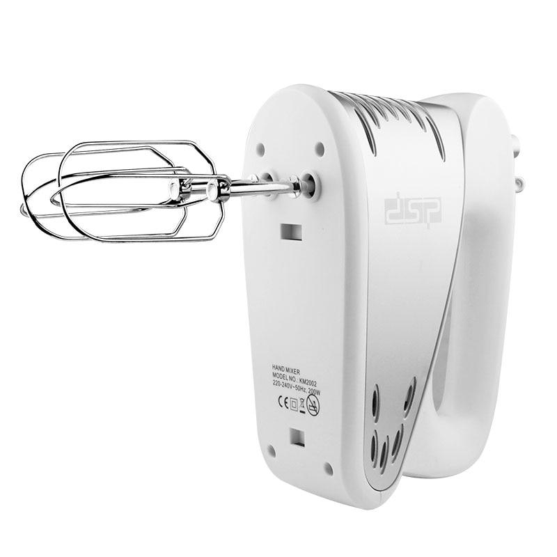 DSP KM2002 Elektrikli Kolu Mikser Gıda Mikserler 200 W Elektrikli - Elektrikli Mutfak Aletleri - Fotoğraf 4