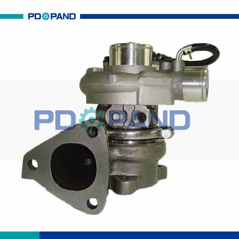 Image 3 - diesel engine turbo TF035supercharger compressor 49135 04211 for Mitsubishi Delica Montero L200 L300 Galloper Pajero 4D56 2.5compressor dieselcompressor turbocompressor diesel engine -