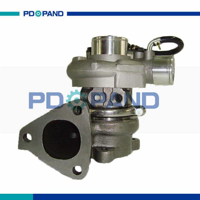 diesel engine turbo TF035supercharger compressor 49135-04211 for Mitsubishi  Delica Montero L200 L300 Galloper Pajero 4D56 2 5