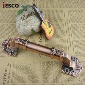 Ручка для дверей в классическом ретро-стиле, маленькая ручка для дверей