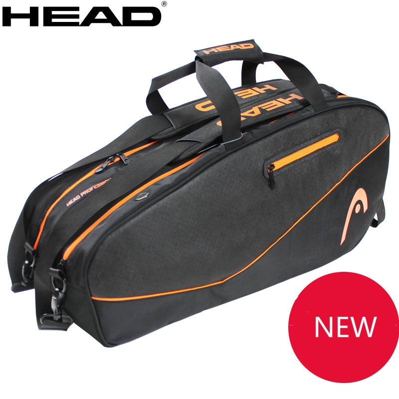 New Original Head Brand raquete de tenis backup New BackPack Multifuntional tennis badminton Backpack For 3-6 Pcs Racquets
