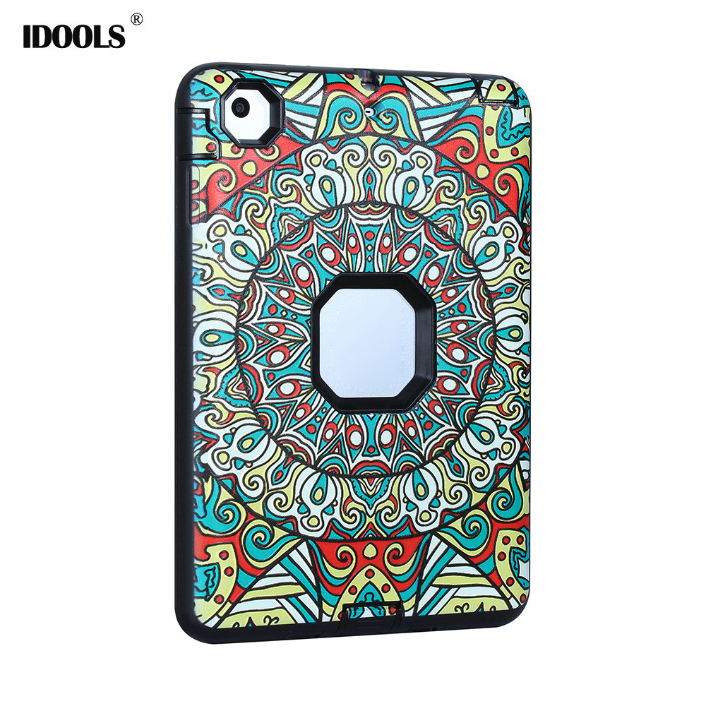 Case For Apple ipad Mini 1 2 3 Anti Dust Luxury PC Silicon Hybrid Coque 7.9 inch Tablet Cover Cases For fundas ipad mini 3 2 1 retro style waterproof fabric shower curtain with hooks