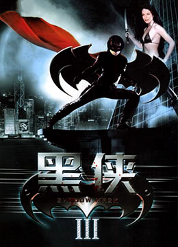 《武神黑侠》2001年香港动作电影在线观看