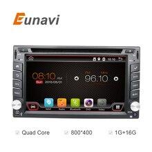 Universel 2 din Android 6.0 lecteur DVD de Voiture GPS + Wifi + Bluetooth + Radio + Quad Core + DDR3 + Écran Tactile capacitif + voiture pc + aduio