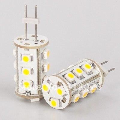 GY6.35 LED Bulb 15led  3528 SMD 12VAC&12VDC&24VDC Wide Volt For Commercial Engineering IndoorProfessional Sailing 1pcs/lot