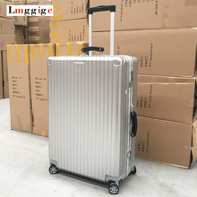 20″24″26″29″inch Aluminum frame+PC+ABS Hardside Luggage,Vintage Rolling Suitcase,Nniversal wheel Password Lock Travel Bag