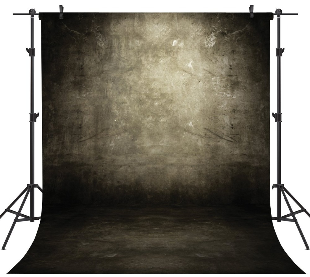 DePhoto Retro Brown Artistic Portrait theme Pictorial cloth Customized Backdrop CP Photography Prop Photo Background GA18