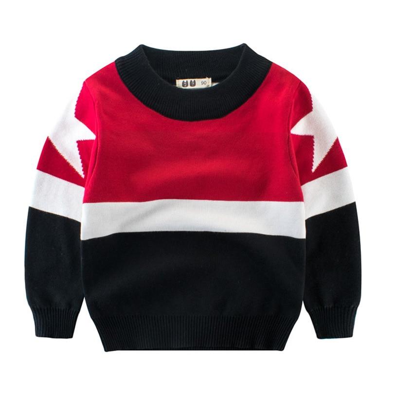 6f75853ef217 Autumn Spring Sweater Style Baby Boys Outerwear Sweater Children ...