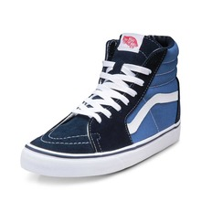 Original Vans Classic Unisex Skateboarding Shoes SK8-Hi Sports Shoes Sneakers free shipping