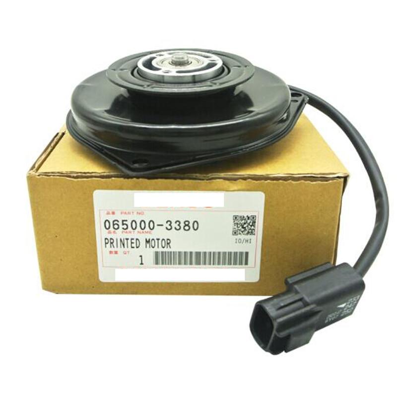 Capqx Fan Motor 88550-12160 065000-3380 Voor Lexus Solua Vios, Corolla Sed, Hb, Spacio, Innova, Townace, Fortuner, Land Cruiser Pardo Voldoende Aanbod