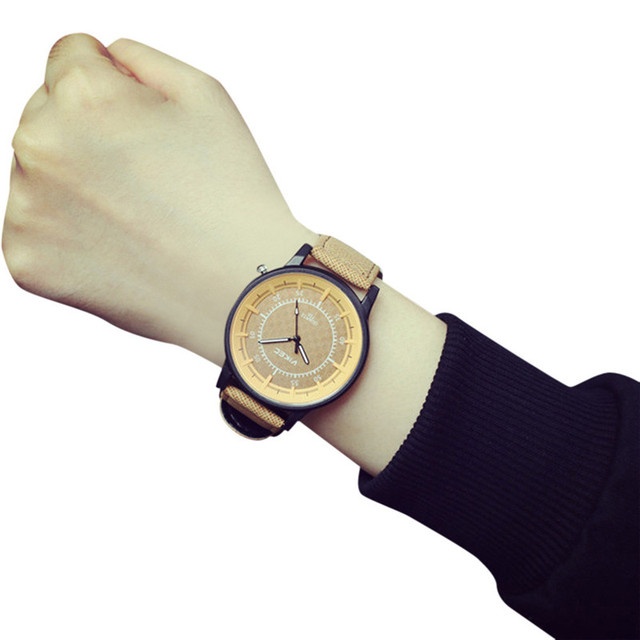 3bf436fab9fc New Design Brand Lovers Watch Male And Female Students Minimalist Fashion  Personality Casual Couple Watches Clock Reloj Mujer