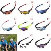 World Wind 3001 Outdoor Cycling Glasses Bike Bicycle Sunglasses Polarized Sunglasses