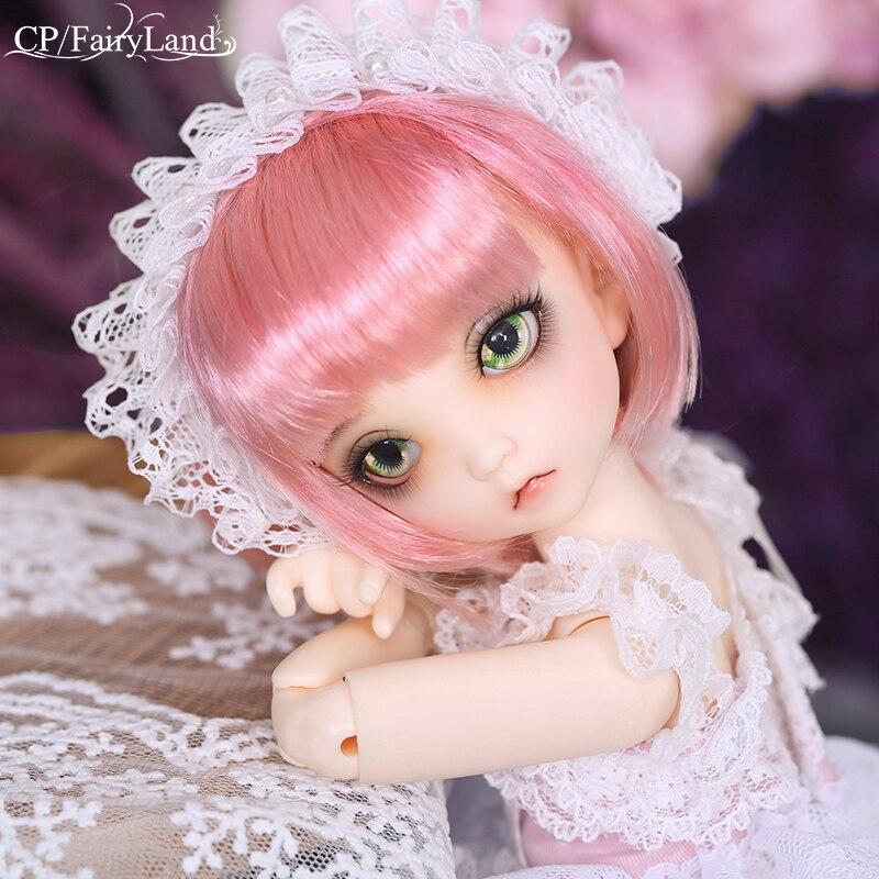 Fairyland Littlefee mioA 1 6 BJD Dolls baby girls boys dolls toys shop High Quality toys