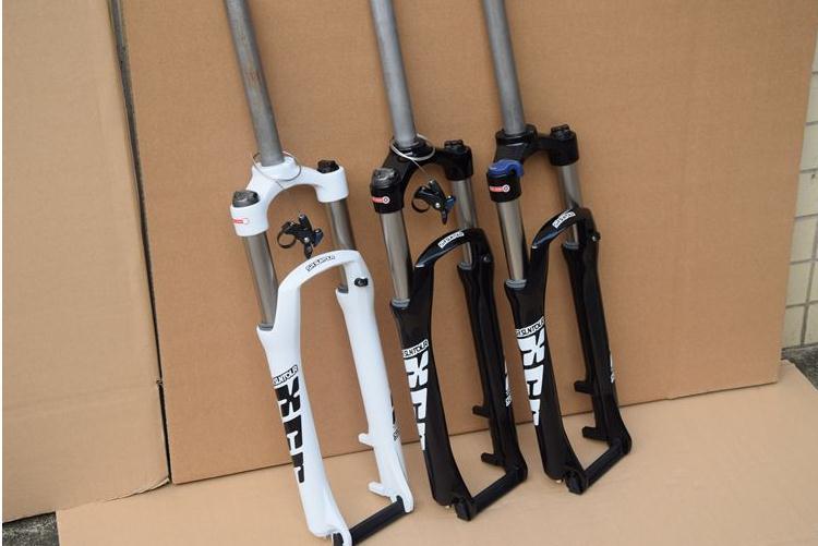 "1-1//8/"" Spring Suspension Bike Fork MTB Bike Forks 26/"" //27.5/""//29/""  Wonmen Bicycle"