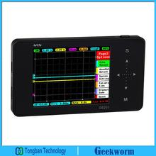 Oscilloscope Tft-Display-8mb Digital 2-Channel Mini DS202 Memory-Storage Usb-Interface
