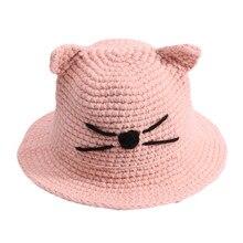 d7ee7a4ae16 Fashion Summer Autumn Baby Hat Girls Sun Hats Boy Cartoon Fisherman s Hats  Casual Cotton Beach Cap Outdoor Sunshade Bucket Hat
