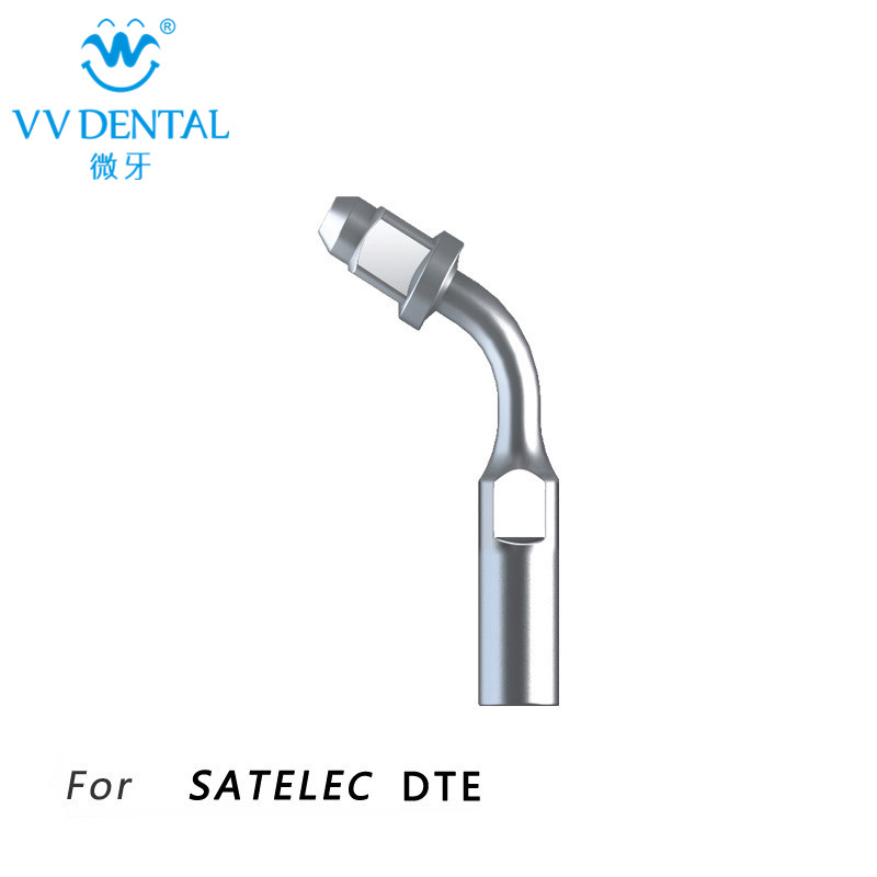 Ultrasonic piezo scaler handpiece scaler endo tip teeth whitening kit for Gnatus/ Satelec/ woodpecker-DTE