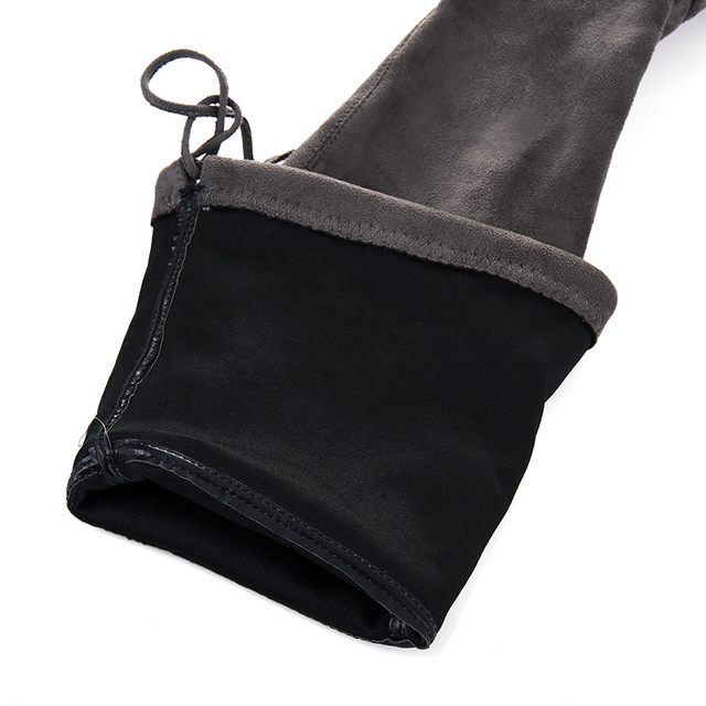 Thigh High Suede  Boots  5