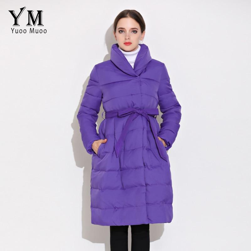 YuooMuoo Նոր Կորեայի նորաձևության A-line - Կանացի հագուստ - Լուսանկար 2