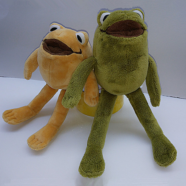 New cartoon books Frog and Toad are Friends Plush Doll Stuffed ...