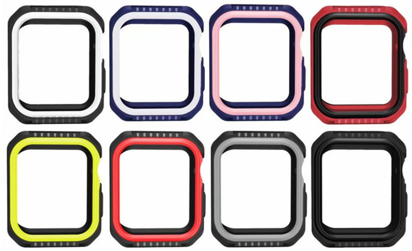 Hard Armor Case for Apple Watch 45